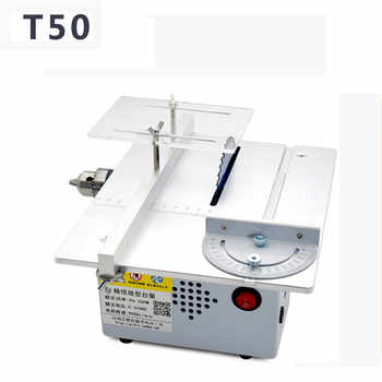 Mini Table Saw Woodworking Tools Desktop Chainsaw DIY Small Cutting Table Saw Woodworking Table Saw For Wood Processing Device