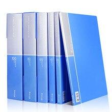 A4 папка для файлов, папка для книг, папка для бумаг, Студенческая папка, сумка, многослойная прозрачная папка для документов, А4, офисные принадлежности