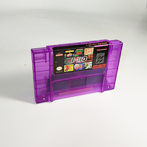 Super 110 In 1 Battery Save Game File Cartridge Chrono Trigger Zeldaed A Link To The Past Soul Blazer Super Marioed World Turtle