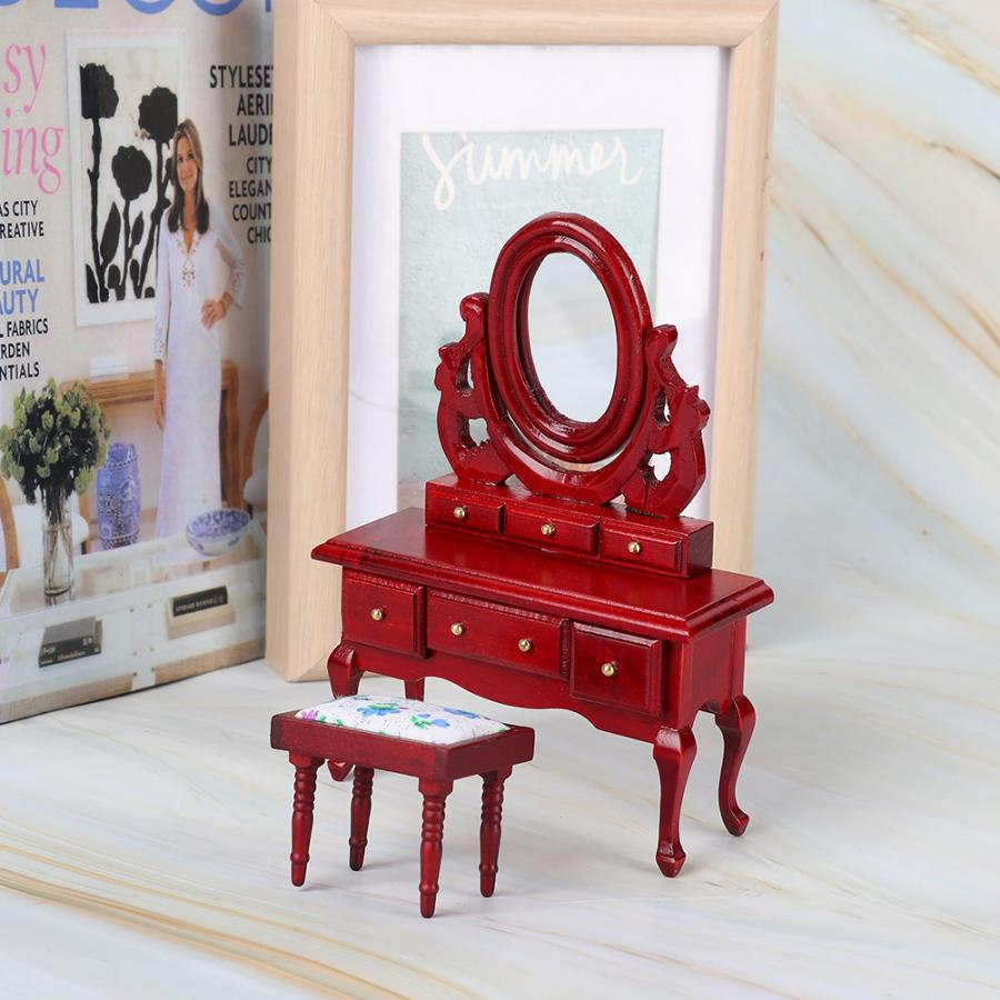 1:12 scale dolls house miniature dressing table items 5 to choose from.