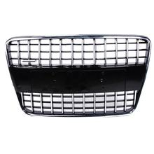 For Q7 Style Front Bumper Grille Hood Grill for Audi Q7 2010‑2015 AU1200127
