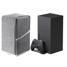 Nylon Dust Guard Anti Scratch Soft Host DustProof Cover Skin Soft Protector Sleeve for X box Series X Console