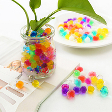 Crystal-Mud Gel-Ball Party-Decor Soil-Water-Beads Hydrogel-Shaped Magic-Jelly Polymer