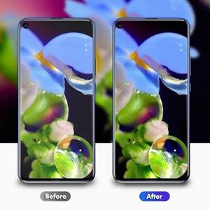 Image 5 - Protector de pantalla de vidrio templado para Huawei P30 20 Mate20 Pro Lite, protección de lente de cámara para Huawei Nova 3 4 P Smart 2019 Glas