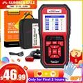 KONNWEI KW850 full OBD2 Car Diagnostic Tools OBD 2 Auto Scanner Check Engine O2 sensor Battery Test OBDII Code Reader PK CR3008