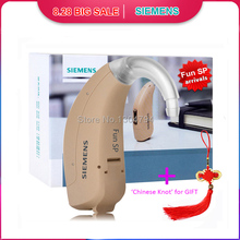 2018New !!SIEMENS digital Computer Programming Hearing aid Aids 6 Channels High Powerful Sound Amplifier FUN SP updated to12SP