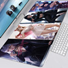 Large Mousepad LOL KDA Anime Sexy Girl Gaming Accessories Mouse Mat XXL Mouse Pad Gamer Mausepad Deskmat Tappetino Mouse 80X30mm