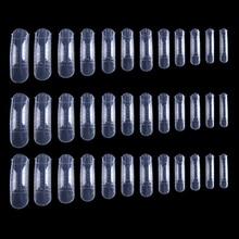 MIZHSE Quick Building 36pcs Nail Forms Finger Extension Polygel Tips 10pcs Fiberglass Nail Forms Tool False Nail DIY Manicure джемпер base forms base forms mp002xw13ysx