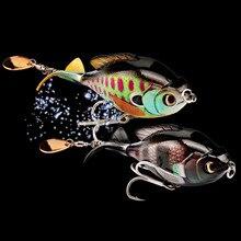 2021 New Whopper Popper 9.5Cm/16.9G Topwater Fishing Lure Artificial Bait Hard Plopper Soft Rotating Tail Wobblerr Pesca Bait