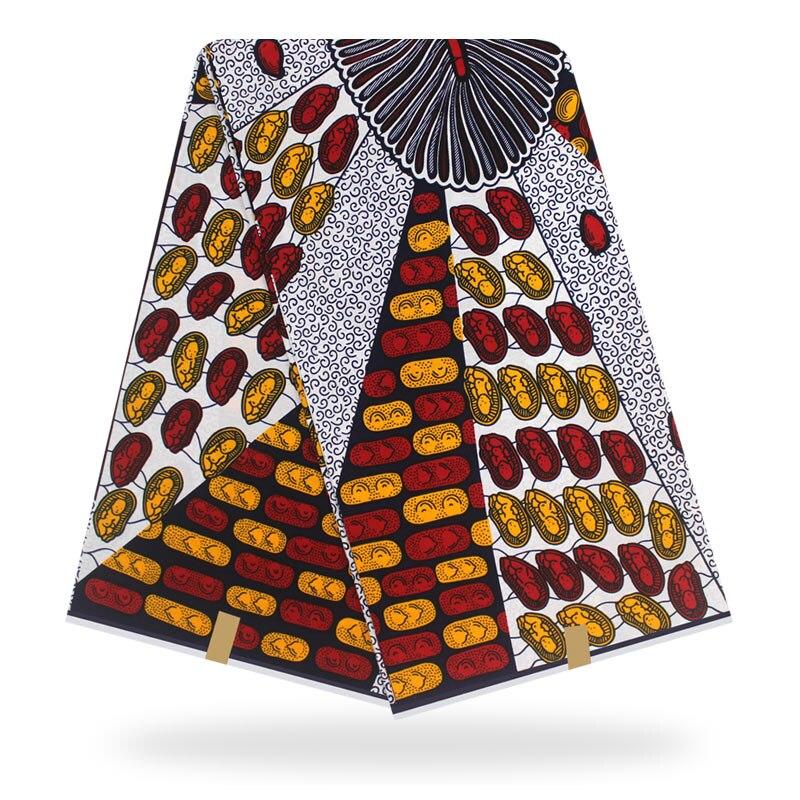 Veritable Veritable Guaranteed Real Dutch Wax High Quality Pagne Ducth Dutch Veritable 6yards African Ankara Sewing Fabric