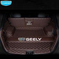 Für Geely Emgrand 7 EC7 EC715 EC718 Emgrand7 E7  EV  kofferraum matte auf