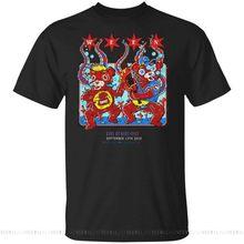 Novo ween ao vivo no motim fest setembro 2020 douglas park topos camiseta tamanho solto