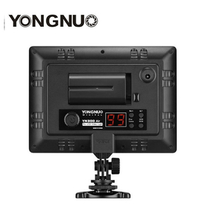 Image 5 - YONGNUO YN300 air YN 300 air Pro LED Camera Video Light video photography Light+AC Power Adapter charger kit For Canon Nikon