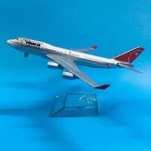 Modelo de avião modelo de avião americano noroeste linhas aéreas boeing b747 nwa boeing 777 modelo de aeronave diecast metal aviões modelo