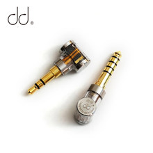 DD DJ35A DJ44A, 2.5 4.4 Balanced adapter. Apply to 2.5mm balance earphone cable, from brands such as Astell&Kern, FiiO, etc.(China)