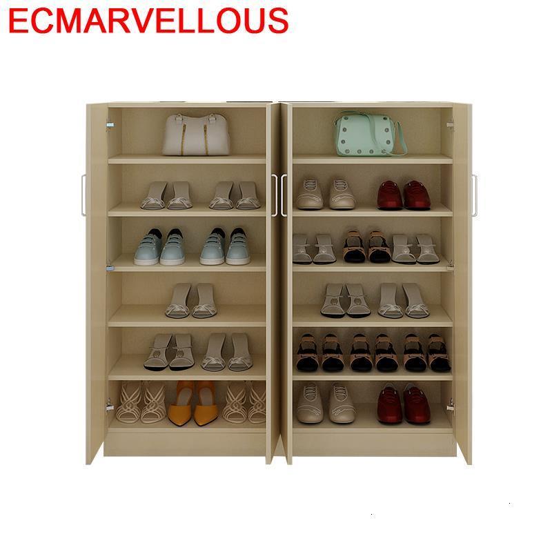 Schoenenrek Closet Armario De Almacenamiento Rangement Chaussure Storage Mueble Scarpiera Furniture Sapateira Cabinet Shoes Rack