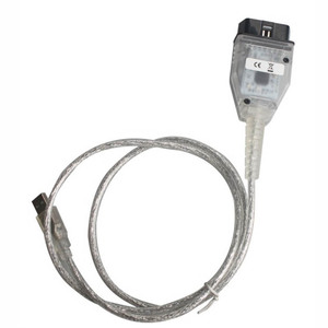 Image 2 - New KM TOOL Via OBD2 16PIN KM Reset Device Mileage Adjustment Cable for Mazda Car after 2005   2015 year with CAN BUS system