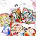 43 шт. аниме девушка стикер s/Скрапбукинг стикер s/декоративные стикеры/Сделай сам крафт фотоальбомы