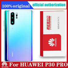 Original Back Housing Replacement for HUAWEI P30 Pro Back Cover Battery Glass with Camera Lens adhesive Sticker