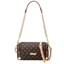 Luxury Temperament Female Bag New Trend Fashion Chain Shoulder Bag Wild Casual Lady Messenger Bag Large Capacity Pillow Bag