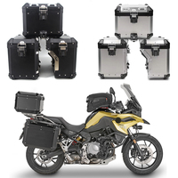 For F750GS F850GS ADV Adventure F750 F850 F 750 850 GS 2018 2019 Motorcycle Panniers Saddlebag Top Case Box Aluminum Luggage