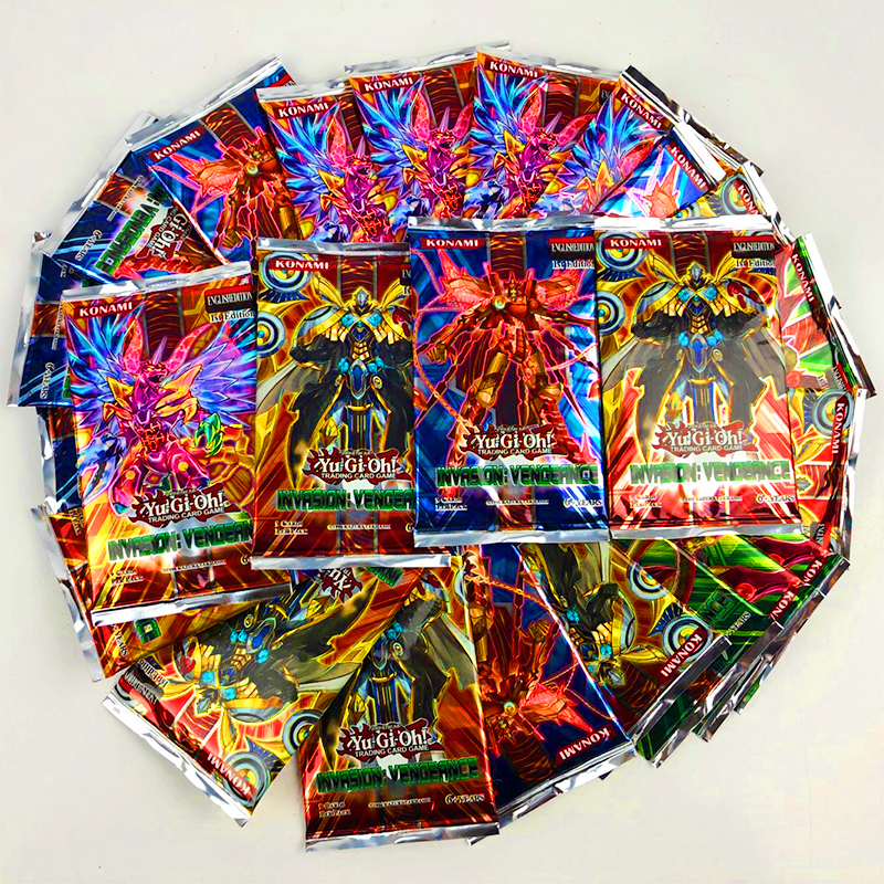 Yu-gi-oh Game Cartas Collection Play Cards Yu-gi-oh 216 Pcs Yu Gi Oh Figures Legendary Ghost Rare Japan Board Battle Royale Toys 2