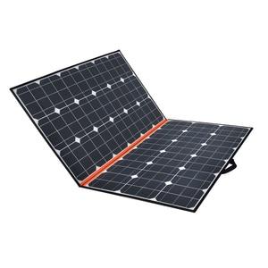 Image 4 - 120W (2 PCS * 60W) watt Faltbare Schwarz Solar Panel Ladegerät China Mono Solarzelle Pv modul 10A Controller Solar Decke Lade