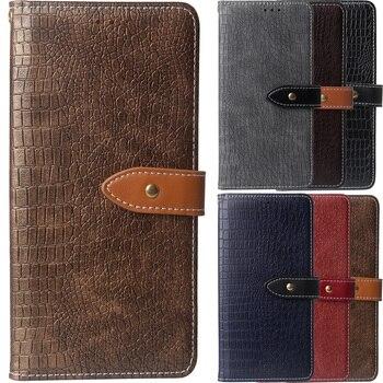 Перейти на Алиэкспресс и купить Чехол для телефона Vivo Y30 Y50 Y70s Z6 V17 Neo Y91C Y11 Y12 Y15 Y17 Y19 Y93 Lite Z5x 712 U3x U1 Vivo, кожаный чехол-бумажник, сумки для карт Etui