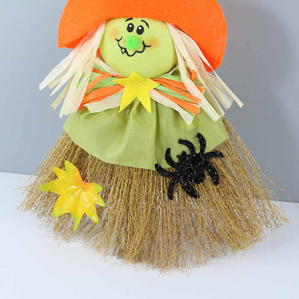 Halloween fête décoration horreur fantôme enfants astuce suspendus guirlande décoration sorcières pendentif accessoires décoration suspendus fantôme