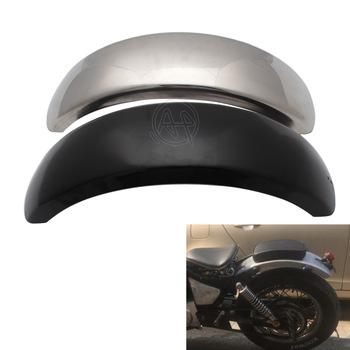 6 1 cala 15 6 cm płaski tył motocykla nadkola przyczepa motocykl błotniki osłona rozbryzgowa długi dla harley bobber Chopper VTX DS tanie i dobre opinie AFFORD HOPE CN (pochodzenie) 165mm 590mm 0 95kg 156mm