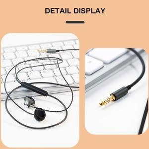 Image 3 - KISSCASE intrauditivos auriculares con micrófono para teléfonos iPhone, Xiaomi, mi, Samsung y Huawei