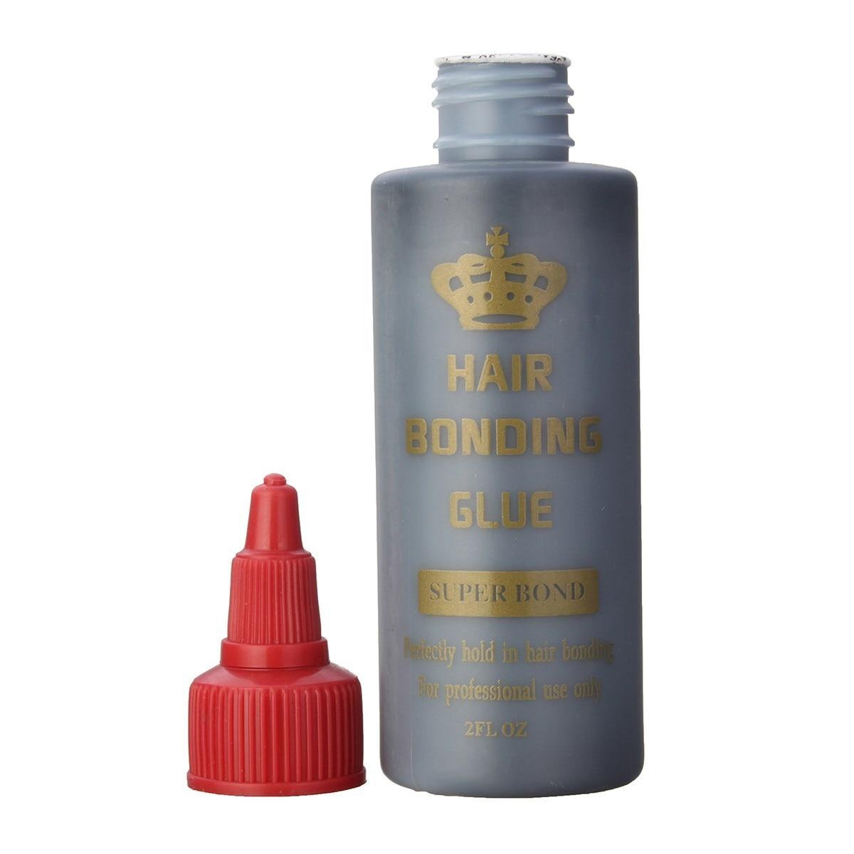 Hair Bonding Glue Super Bonding Liquid Glue For Weaving Weft Wig Hair Extensions Tools Professional Salon Use 1bottle Massage