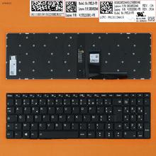 FR French AZERTY New Keyboard for Lenovo Ideapad 310-15IKB 310-15ISK 310-15ABR 310-15IAP Laptop with Backlit NO Frame