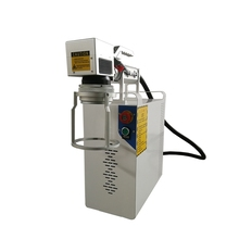 Cheap price 20W 30W Raycus metal fiber laser marking machine With 110*110mm metal low price fiber laser for sale yag xenon arc lamp for ipl with cheap price for sale