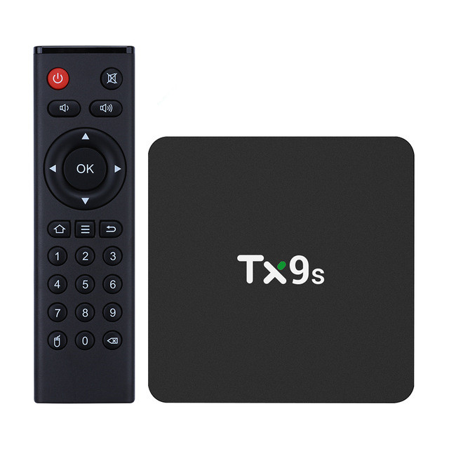 ТВ-приставка S912 3D 4 K Android TX9s телеприставка 2,4G Wifi Google Box Play Store snelle телеприставка