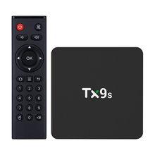 Set Top Box S912 3D 4 K Android TX9s Tv Box 2.4G Wifi Google Box Play Store Set Top Box