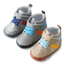 Children Casual Shoes Leather Boots Male Female Soft Outsole