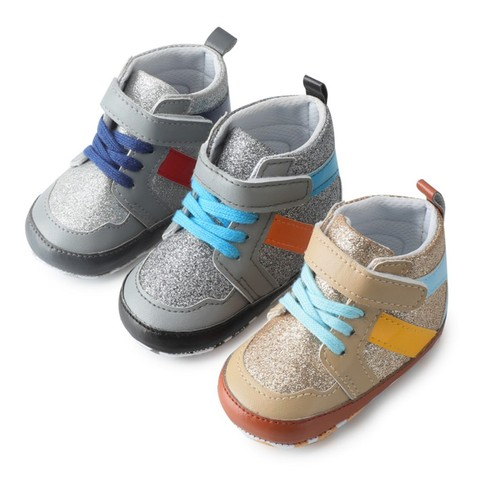 Children Casual Shoes Leather Boots Male Female Soft Outsole Shoes Baby Sport Shoes Children Toddler Shoes Brand Kids Sneakers Pakistan