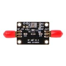 1PC Ultra-Low Noise LNA 0.05-4G NF=0.6dB High Linearity RF Amplifier FM HF VHF/UHF цена в Москве и Питере