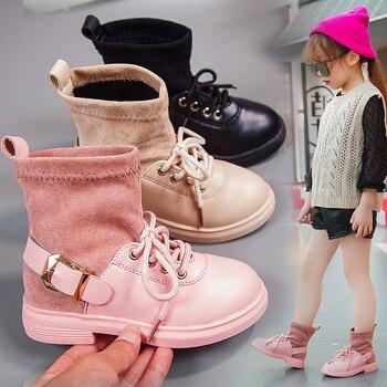 Zapatos de moda para bebés, niños y niñas, Botas, Zapatos infantiles de...
