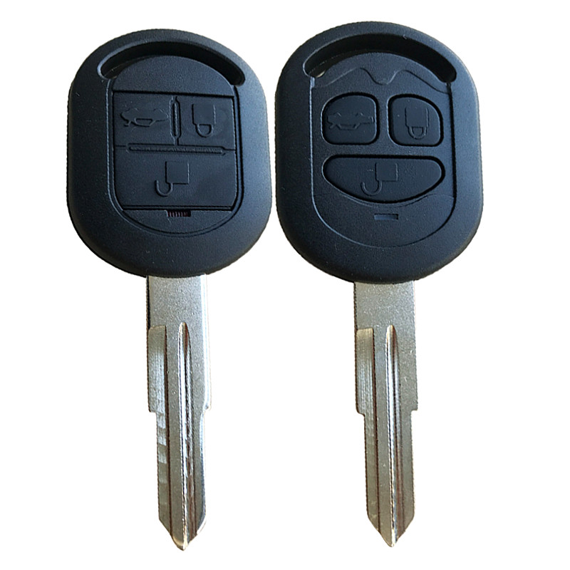 3 Buttons <font><b>Remote</b></font> <font><b>Key</b></font> Shell Case For Buick <font><b>Excelle</b></font> HRV Car <font><b>Key</b></font> Blanks Case For Chevrolet Car <font><b>Key</b></font> Fob Uncut Blade image
