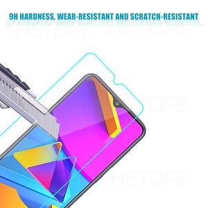 Image 5 - Screen Protector Protective Glass for Samsung Galaxy A10 A20 A30 A40 A50 A70 M10 M30 S Camera Lens Glass On Galaxy A20E A01 Core