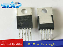 IC LM2577T-ADJ 2021+ TO-220-5 Interface - serializer| solution series   New original Not only sales and recycling chip 1PCS