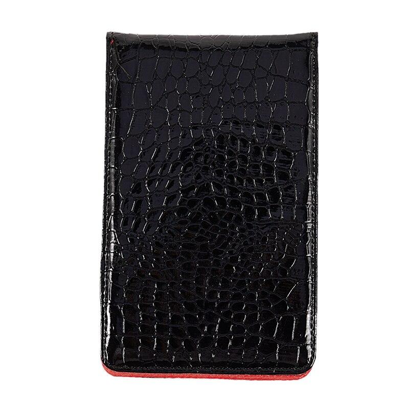 Golf Scorecard Pu Leather Book Golf Score Wallet Golf Gift Accessories