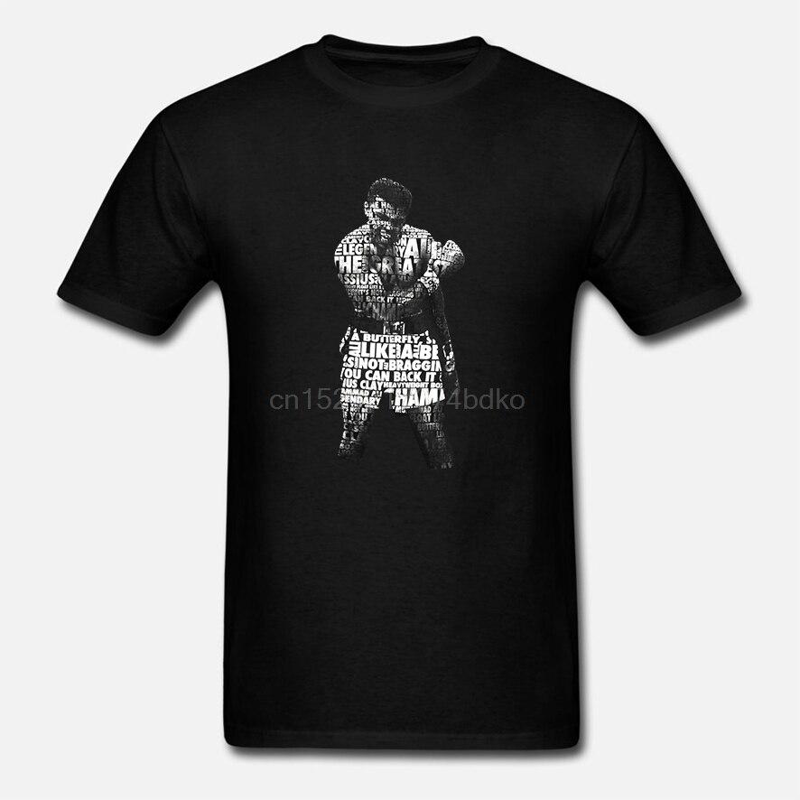 Muhammad Ali I Am The Greatest T Shirt Men Women Unisex Tshirt Gift UK M46
