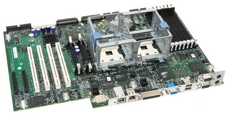 Desktop Server Motherboard For  ML370G4 347882-001 Will Test Before Shipping