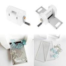 DIY Dies Cutting Embossing Machine Scrapbooking Cutter Dies Cut Paper Cutter Die-Cut Machine Craft DIY Embossing Dies Tool