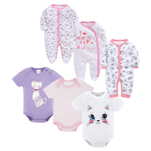 Autumn Baby Rompers Set Spring Newborn Baby Clothes For Girls Boys Long Sleeve ropa bebe Jumpsuit Baby Clothing boy Kids Outfits newborn kids baby rompers i love daddy jumpsuit boys girls romper long sleeve underwear cotton baby boy clothing summer outfits