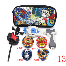 New Bayblade Tops Launchers Beyblade Burst Metal Fusion Arena Toys Sal