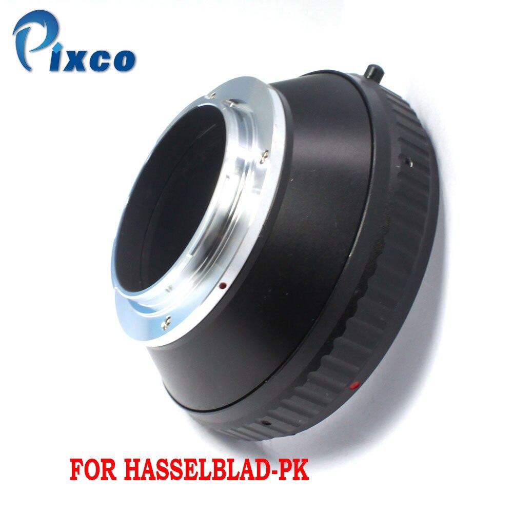 Pixco adaptateur d'objectif pour Hasselblad V CF monture d'objectif à Pentax K PK adaptateur de montage K10D K200D K-7 k-x k-r